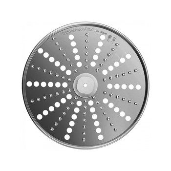 KitchenAid Stainless Steel Ice and Cheese Grating Disk