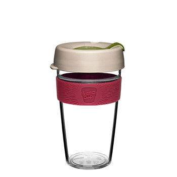 KeepCup Original Clear Edition 16oz/440ml Loam