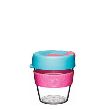 KeepCup Original Clear Edition 8oz/240ml Radiant