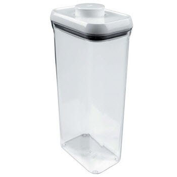 OXO Good Grips POP Tall Rectangular 3.2L Storage Container