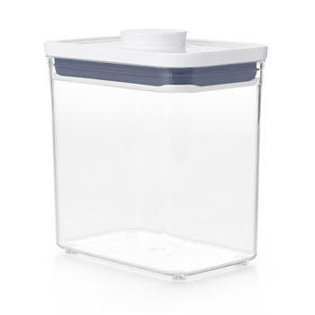 OXO POP 2.0 Rectangle Short 1.6L
