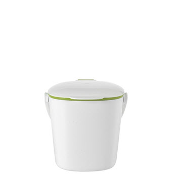 OXO Good Grips White Compost Bin