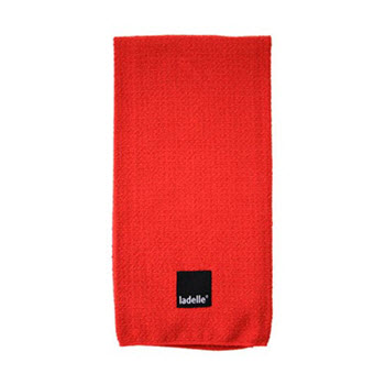 Ladelle Red Microfibre Kitchen Tea Towel