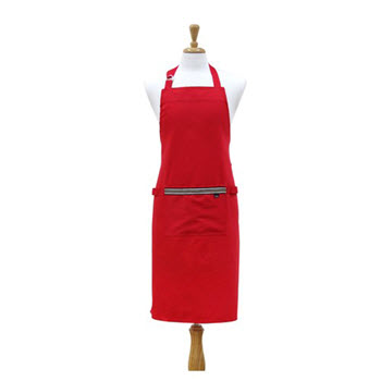Ladelle Professional Series Red Apron