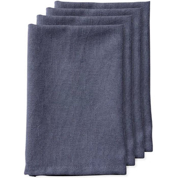Ladelle Base 4 Pack Napkin Navy