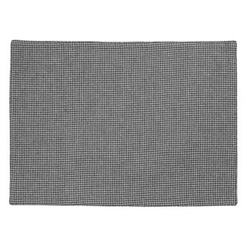 Ladelle Neo 33 x 45cm Placemat Charcoal