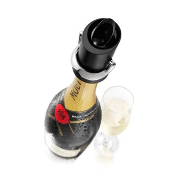 Vacu Vin Champagne Saver Stopper and Pourer