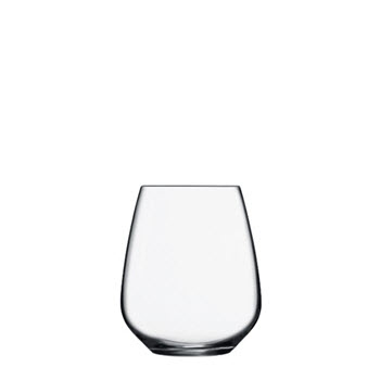 Luigi Bormioli Prestige Stemless Wine Glass 670ml Set of 4