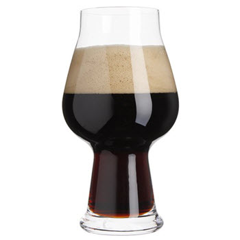 Luigi Bormioli Birrateque 600ml Stout Glass Set of 2