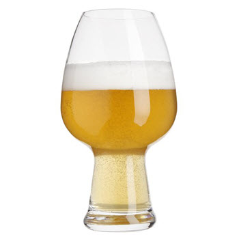 Luigi Bormioli Birrateque 780ml Wheat Beer Glass Set of 2