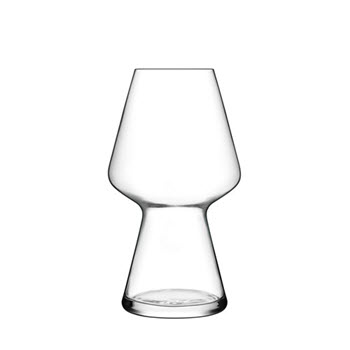Luigi Bormioli Birrateque 750ml Seasonal Beer Glass Set of 2
