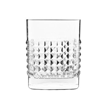 Luigi Bormioli Mixology Elixir Crystal Whisky Glass 380ml Set of 6