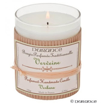 Durance Scented Candle - Verbena