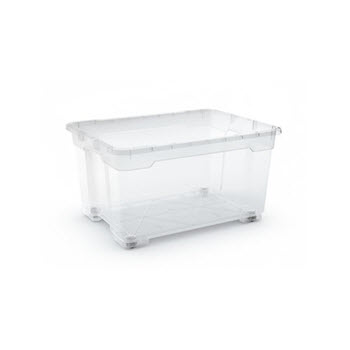 KIS R Box Oversize Clear 140L Storage Container