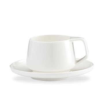 Noritake Marc Newson Espresso Cup & Saucer Set of 2