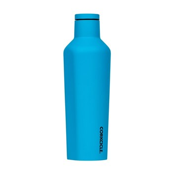 Corkcicle Stainless Steel Canteen 473ml Neon Blue