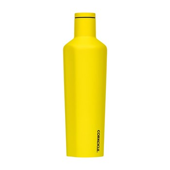 Corkcicle Stainless Steel Canteen 740ml Neon Yellow