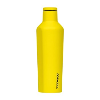 Corkcicle Stainless Steel Canteen 473ml Neon Yellow