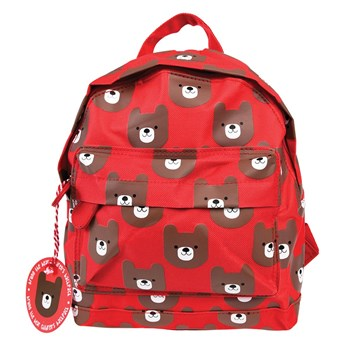 Rex Back To School Mini Backpack 28 x 25 x 4cm Bear