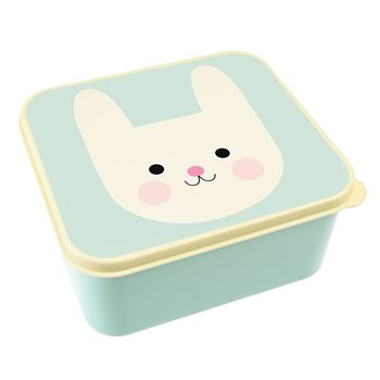 Rex Back To School Bonnie The Bunny Lunch Box 13.5 x 15 x 7cm