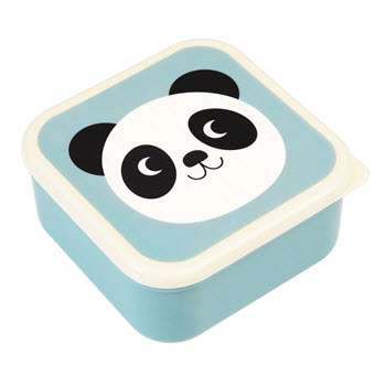 Rex Snack Boxes - Panda Set of 3