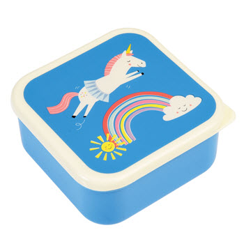Rex Snack Boxes - Unicorn 3 Set