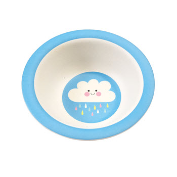 Rex Bamboo Bowl - Happy Cloud