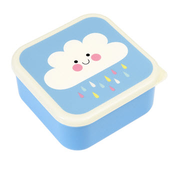 Rex Snack Boxes - Happy Cloud Set of 3