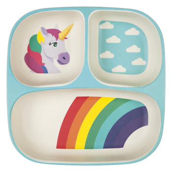 Sunnylife Eco Wonderland Kids Plate