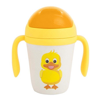 Sunnylife Eco Kids Sippy Cup Ducky