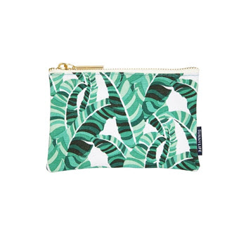 Sunnylife Small Banana Palm Travel Pouch