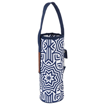 Sunnylife Cooler Bottle Tote Azule