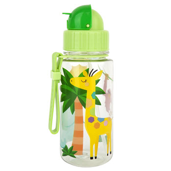 Sunnylife Kids Water Bottle Safari