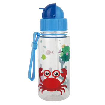 Sunnylife Kids Water Bottle Under Sea