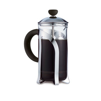 Baccarat Barista Venice 3 Cup French Press Coffee Plunger
