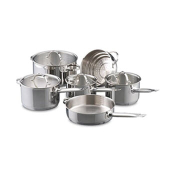 Baccarat Signature 6 Piece Cookset