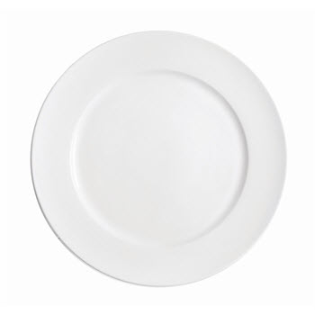 Alex Liddy Aquis 28cm Rim Dinner Plate