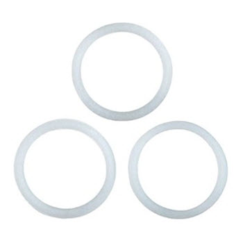 Baccarat Espresso Set of 3 Silicone Gaskets for 4 Cup