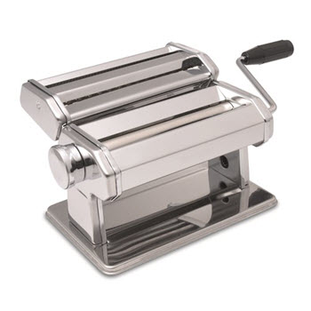 Baccarat Pasta Machine 150mm Silver