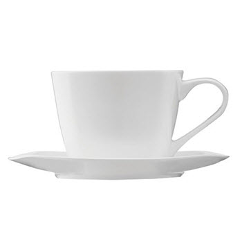 Alex Liddy Ayano Square Cup and Saucer