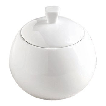 Alex Liddy Aquis Fine Bone China Sugar Bowl
