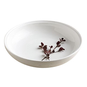Alex Liddy Linea 27.3cm Shallow Salad Bowl