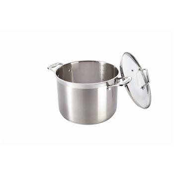 Baccarat iconiX Stockpot with Lid 24cm