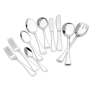 Alex Liddy Lucido Cutlery Set 58 Piece