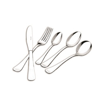 Alex Liddy Lucido Cutlery Set  40 Piece