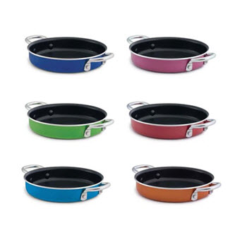 Baccarat Mini Colours 16cm Double Handle Multipan