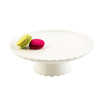 Marie Claire Clover Cake Stand 25 x 8cm