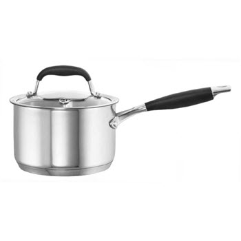 Baccarat Capri + 2L/16cm Stainless Steel Saucepan with Lid