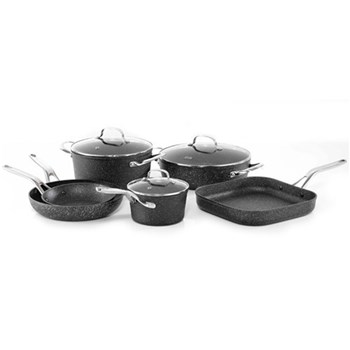 Baccarat Rock 6 Piece Cookware Set
