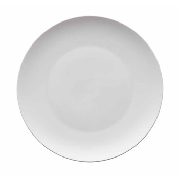 Alex Liddy Modern White 27cm Coupe Dinner Plate